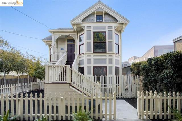 3245 Helen St, Oakland, CA 94608 (#EB40968660) :: Alex Brant