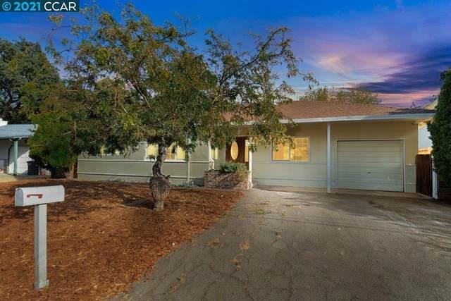 1460 Apple Dr, Concord, CA 94518 (#CC40968672) :: Strock Real Estate