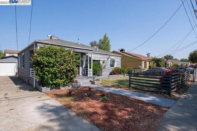 10946 Robledo Drive, Oakland, CA 94603 (#BE40968676) :: The Sean Cooper Real Estate Group