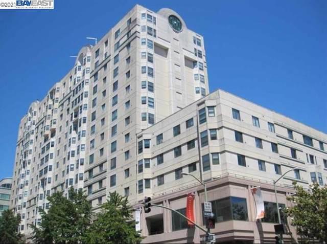 988 Franklin St 606, Oakland, CA 94607 (#BE40968680) :: The Kulda Real Estate Group