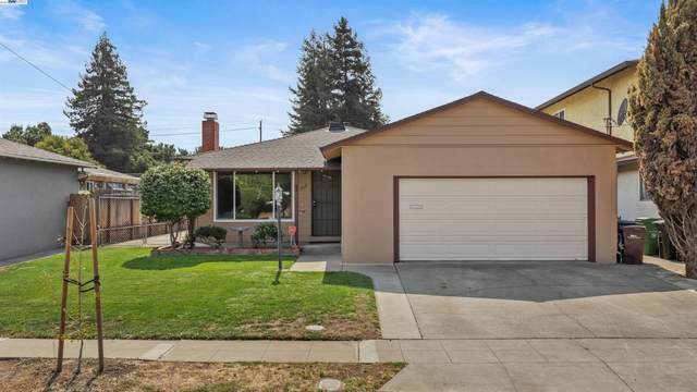 1506 Rieger Ave, Hayward, CA 94544 (MLS #BE40968698) :: Guide Real Estate