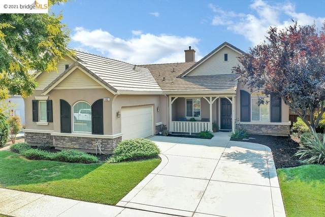 662 Ray St, Brentwood, CA 94513 (#EB40968706) :: Robert Balina | Synergize Realty