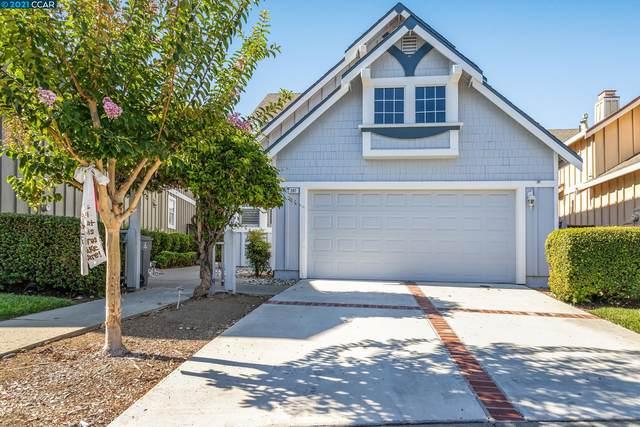 287 Cliff Walk Dr, Vallejo, CA 94591 (#CC40968716) :: The Sean Cooper Real Estate Group