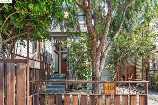 3118 Magnolia Street, Oakland, CA 94608 (#EB40968756) :: Robert Balina | Synergize Realty