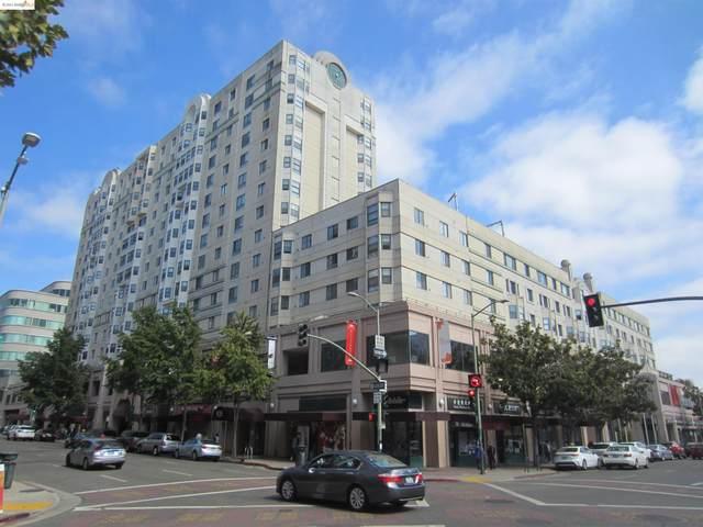 988 Franklin St 609, Oakland, CA 94607 (#EB40968824) :: The Kulda Real Estate Group