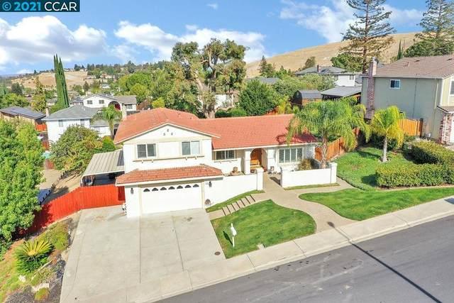 2319 Glendale Cir, Antioch, CA 94509 (#CC40968853) :: The Kulda Real Estate Group
