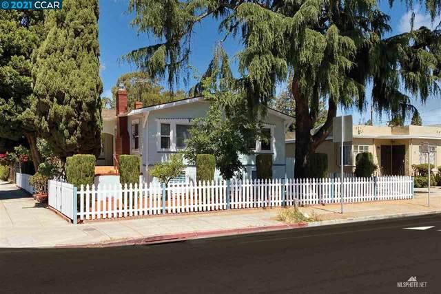 2774 Bona St, Oakland, CA 94601 (#CC40968876) :: The Kulda Real Estate Group