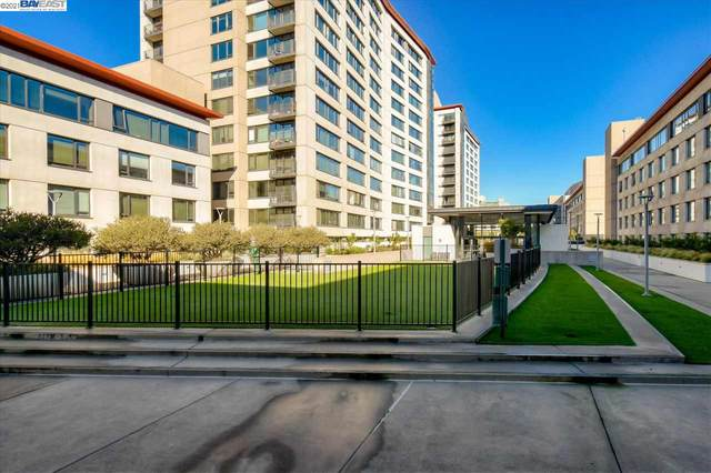 260 King St 729, San Francisco, CA 94107 (#BE40968878) :: The Sean Cooper Real Estate Group