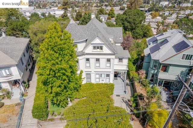 1047 Bella Vista Ave, Oakland, CA 94610 (#EB40968931) :: The Kulda Real Estate Group
