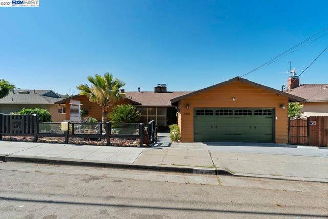 3400 Revere Ave, Oakland, CA 94605 (#BE40969061) :: The Kulda Real Estate Group