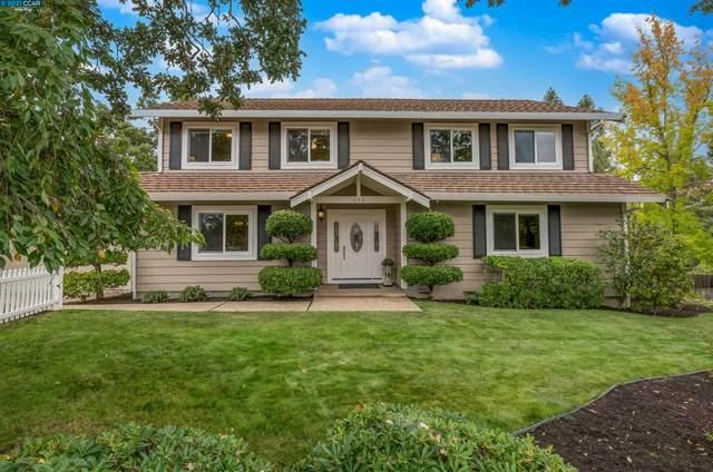 484 El Pintado Rd, Danville, CA 94526 (#CC40969071) :: The Kulda Real Estate Group