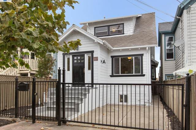 1525 Campbell Street, Oakland, CA 94607 (#BE40969089) :: The Kulda Real Estate Group