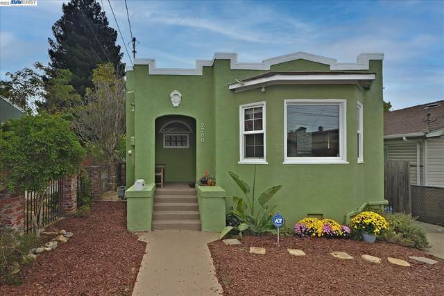 2200 Rosedale Ave, Oakland, CA 94601 (#BE40969099) :: Paymon Real Estate Group