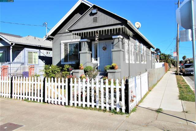 239 Chanslor Ave, Richmond, CA 94801 (#CC40969127) :: Alex Brant