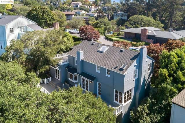 41 Wildwood Gdns, Piedmont, CA 94611 (#EB40969128) :: The Kulda Real Estate Group