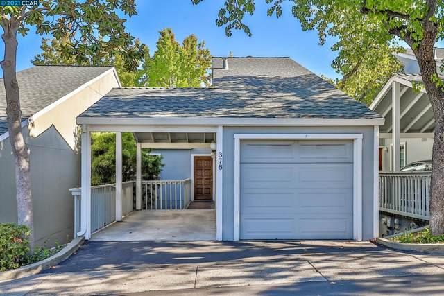 378 Camelback Rd., Pleasant Hill, CA 94523 (#CC40969138) :: The Sean Cooper Real Estate Group