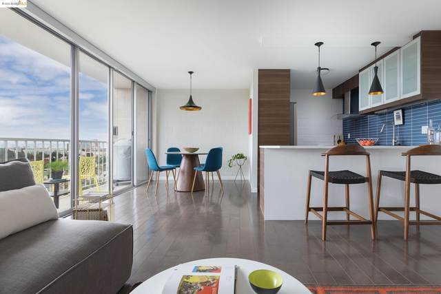 1 Kelton Ct 4A, Oakland, CA 94611 (#EB40969162) :: The Kulda Real Estate Group
