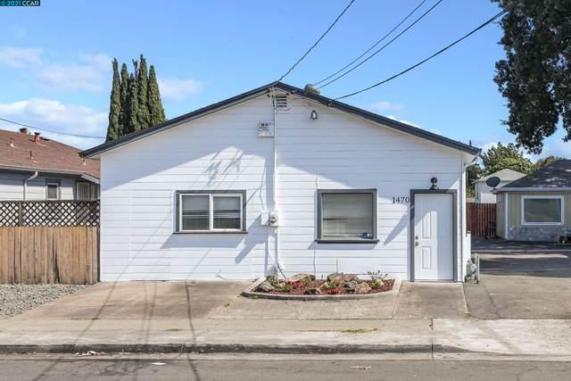 1470 150Th Ave, San Leandro, CA 94578 (#CC40969181) :: Alex Brant