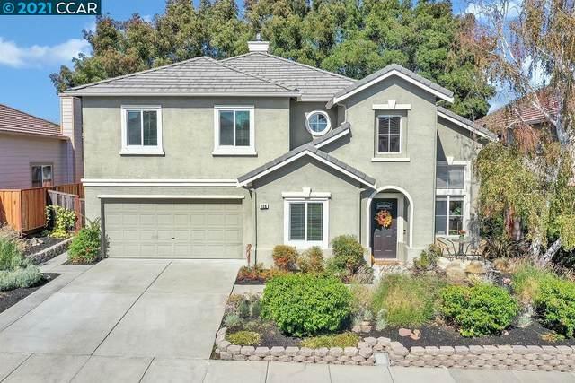 128 St Pierre Way, Martinez, CA 94553 (#CC40969184) :: The Sean Cooper Real Estate Group