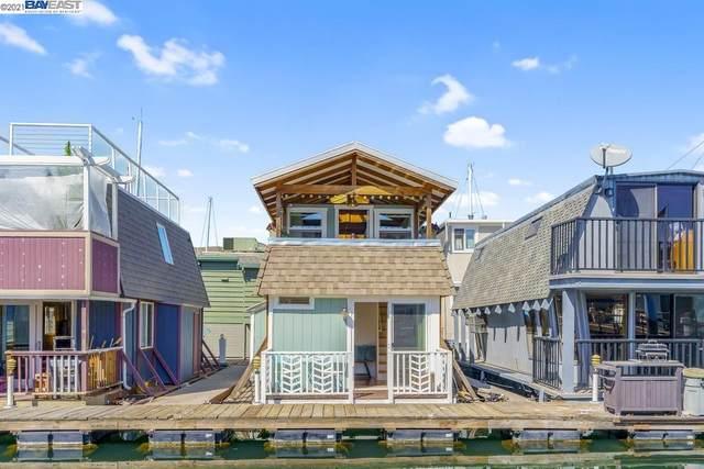 2394 Mariner Square Drive B6, Alameda, CA 94501 (#BE40969225) :: Paymon Real Estate Group
