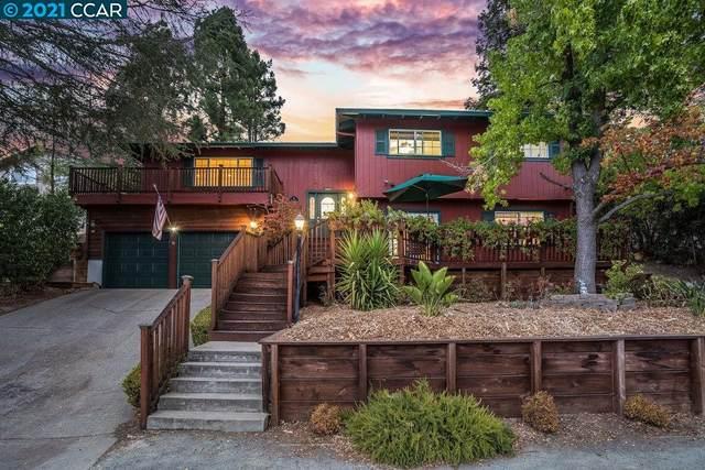 16 Pulido Ct, Danville, CA 94526 (#CC40969228) :: The Kulda Real Estate Group