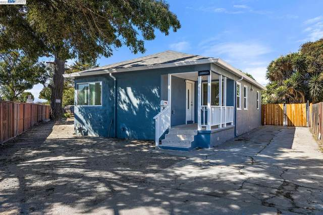 2501 Merritt Ave, San Pablo, CA 94806 (#BE40969315) :: The Kulda Real Estate Group