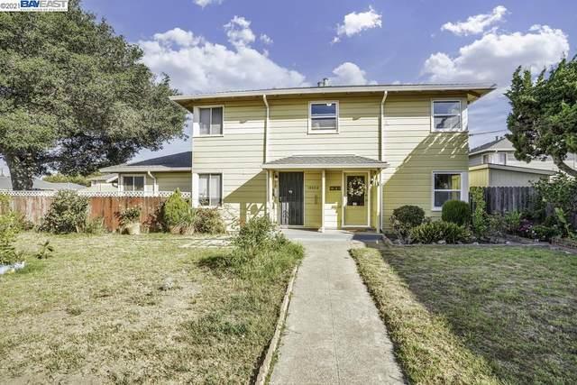 1802 Second Street C, Alameda, CA 94501 (#BE40969335) :: The Kulda Real Estate Group
