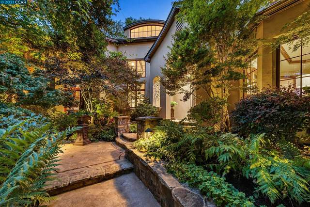 1625 Campesino Court, Alamo, CA 94507 (#CC40969345) :: The Kulda Real Estate Group