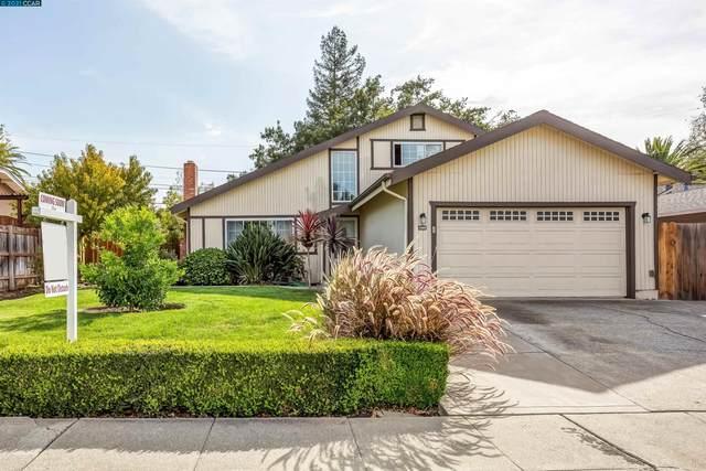 2560 Huron Dr, Concord, CA 94519 (#CC40969371) :: The Sean Cooper Real Estate Group