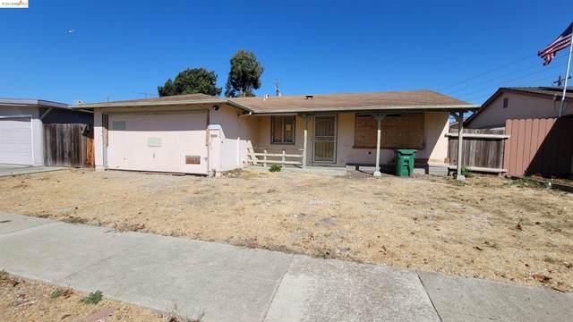 26318 Peterman Ave, Hayward, CA 94545 (#EB40969376) :: The Kulda Real Estate Group