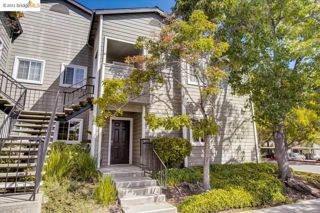 615 Canyon Oaks Dr C, Oakland, CA 94605 (#EB40969377) :: Alex Brant