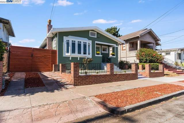 2537 65th Ave, Oakland, CA 94605 (#BE40969389) :: The Sean Cooper Real Estate Group