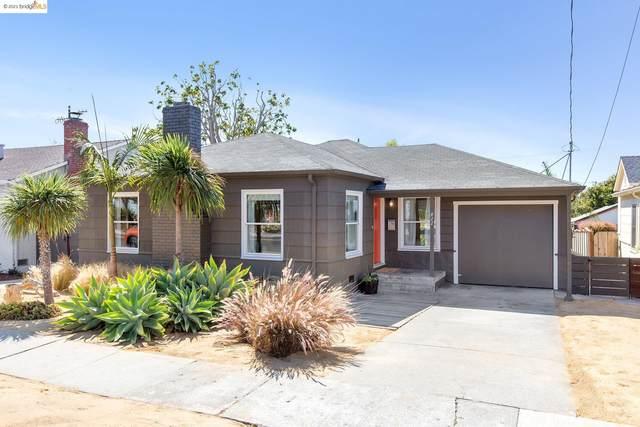 911 Richmond, El Cerrito, CA 94530 (#EB40969396) :: Paymon Real Estate Group