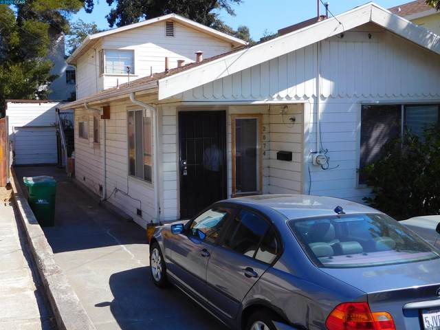 2874 Goergia St., Oakland, CA 94602 (#CC40969400) :: The Sean Cooper Real Estate Group