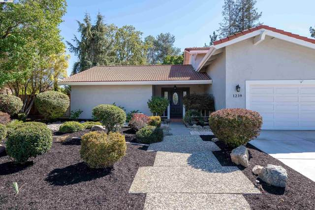 1239 Lexington Way, Livermore, CA 94550 (#BE40969435) :: The Kulda Real Estate Group