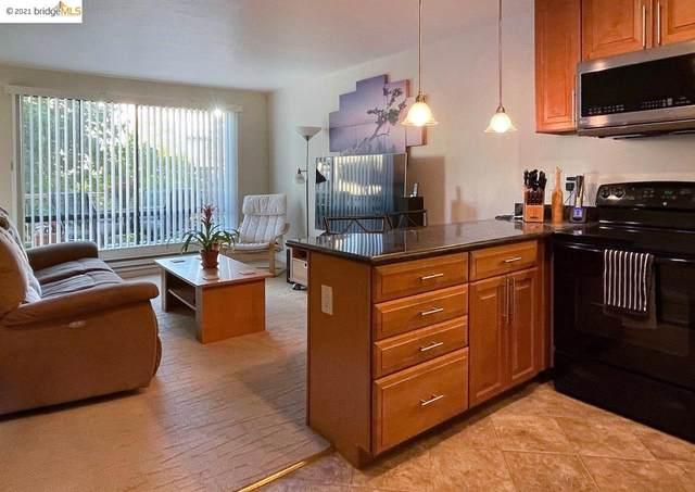 7 Commodore Dr. A262, Emeryville, CA 94608 (#EB40969465) :: The Sean Cooper Real Estate Group