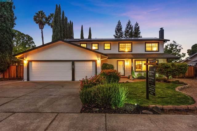 335 Barrow Ct, Walnut Creek, CA 94598 (#CC40969516) :: Intero Real Estate