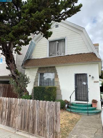 2625 High St, Oakland, CA 94619 (#CC40969550) :: The Sean Cooper Real Estate Group
