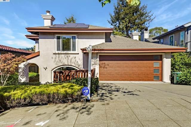 106 Sheridan Rd, Oakland, CA 94618 (#BE40969561) :: Olga Golovko