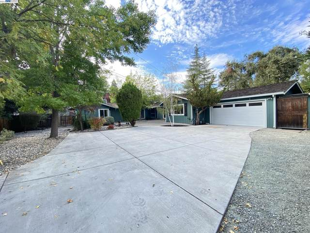 1524 Castle Hill Rd, Walnut Creek, CA 94595 (#BE40969567) :: The Sean Cooper Real Estate Group
