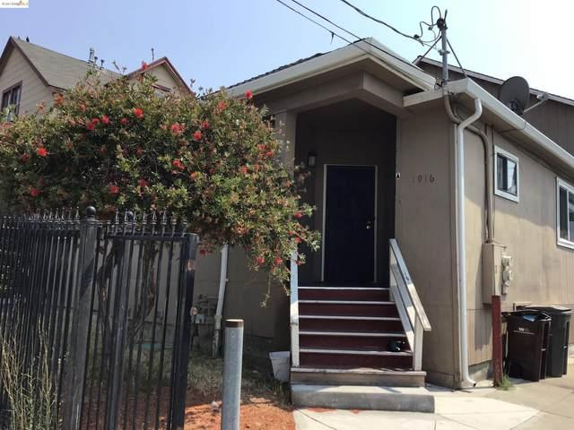 1916 48Th Ave, Oakland, CA 94601 (#EB40969590) :: The Sean Cooper Real Estate Group