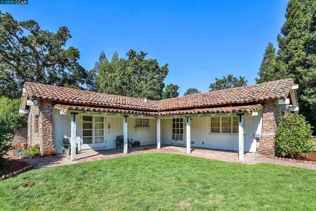 109 Castle Hill Ranch Rd, Walnut Creek, CA 94595 (#CC40969693) :: The Sean Cooper Real Estate Group