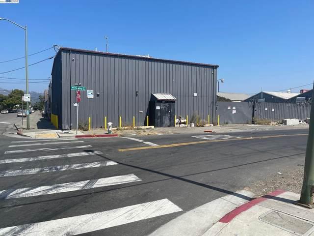 900 75th, Oakland, CA 94621 (#BE40969700) :: The Kulda Real Estate Group