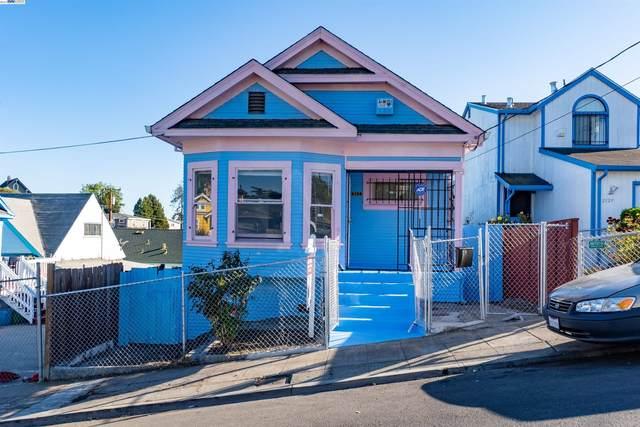2135 E 25th St, Oakland, CA 94606 (#BE40969706) :: Strock Real Estate