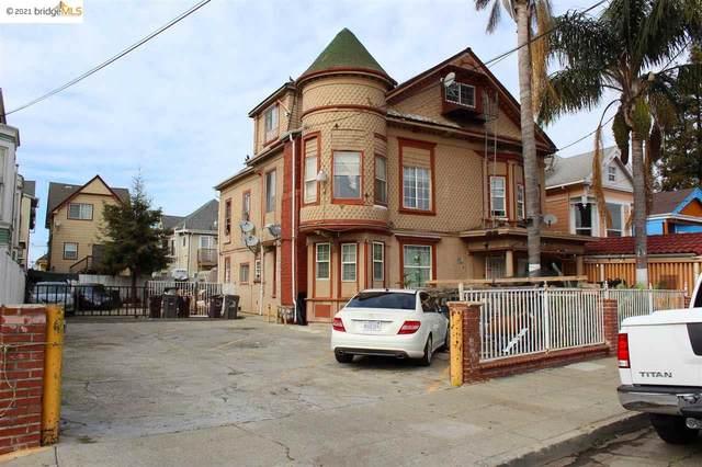 851 34Th Avenue, Oakland, CA 94601 (#EB40969707) :: The Sean Cooper Real Estate Group