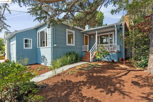 1471 Catherine Dr, Berkeley, CA 94702 (#EB40969731) :: The Sean Cooper Real Estate Group