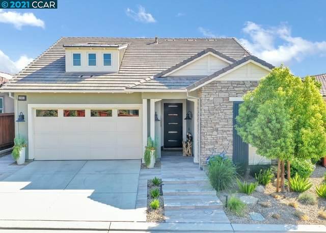1951 Burgundy Ln, Brentwood, CA 94513 (#CC40969801) :: The Kulda Real Estate Group