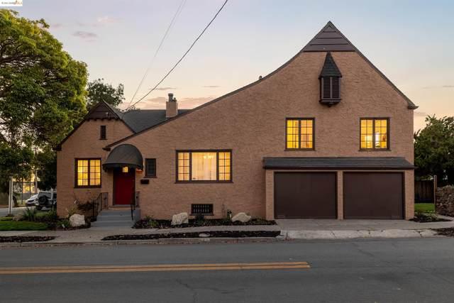 522 Carmel Ave, Albany, CA 94706 (#EB40969838) :: The Kulda Real Estate Group