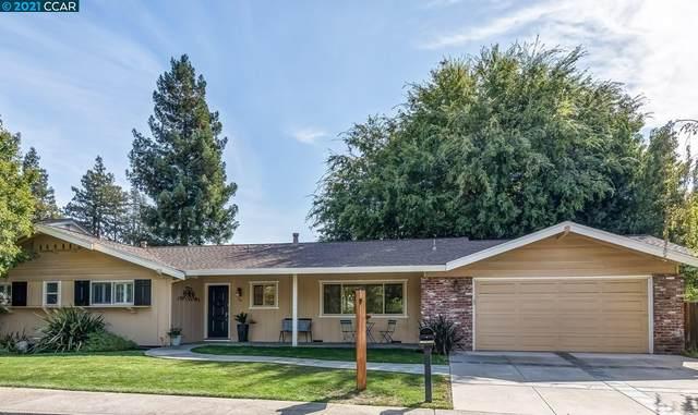 23 Clifton Court, Walnut Creek, CA 94595 (#CC40969851) :: Alex Brant