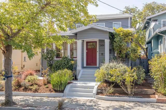 2434 Byron St, Berkeley, CA 94702 (#EB40969863) :: Paymon Real Estate Group